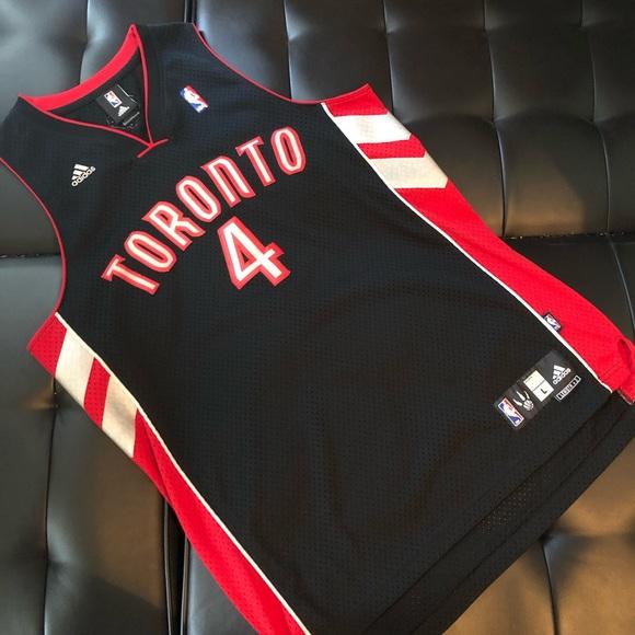 size 40 eed70 68ad2 Adidas Chris Bosh Toronto Raptors jersey size L